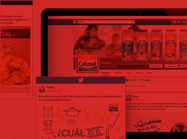 Celusal - Social Media (Humo Rojo)