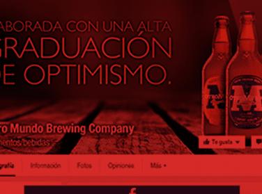 Cerveza Otro Mundo | Social Media (Humo Rojo)