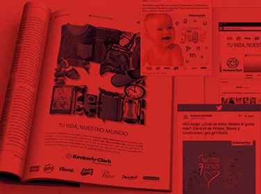 Kimberly-Clark - Campaña Institucional/Social Media (Humo Rojo)
