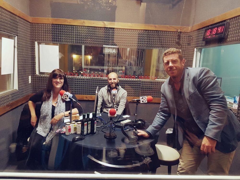 Sitemarca Radio Podcast con Tata Varela de Humo Rojo, Pablo Tajer de Grey rumbo a #Cannes , Carlos Acosta y Claudio Messina de Fantoche